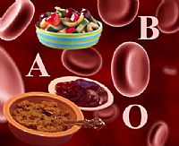 The Blood Type Food Match diet