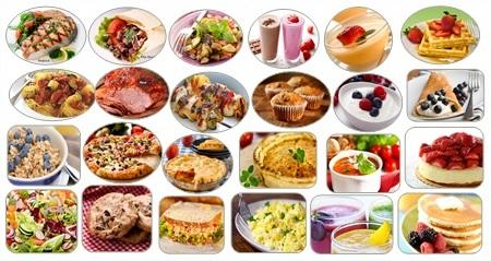 Diet Menu Zone Diet Menu
