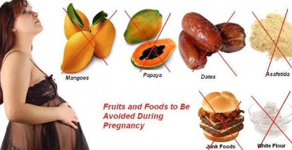Good Foods To Avoid When Pregnant