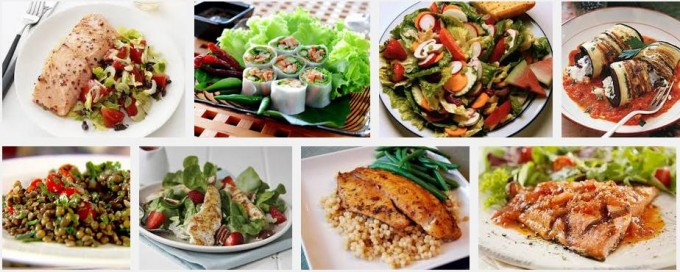 Healthy diet dinner recipes for weight loss