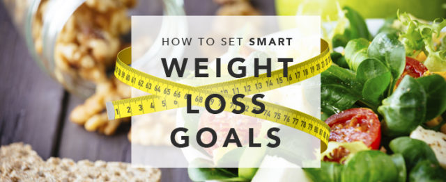 Setting Smart Weight loss Goals