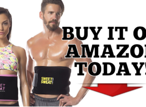 Buy Waist Trimmer from Sweet Sweat on Amazon