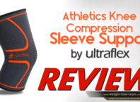 Review of Knee Compression Sleeve by UltraFlex