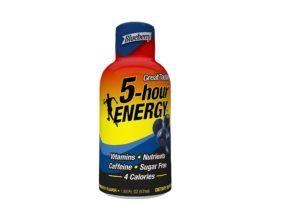 5 Hour Energy Shot Berry Reviews