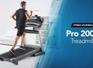 ProForm Pro 2000 Treadmill reviews