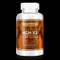 Crazybulk HGH-X2 Supplement