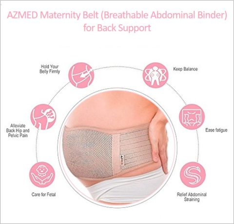 Azmed Metrnity Belt Benefits Pros Cons