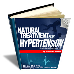 Natural Treatment for Hypertension book download