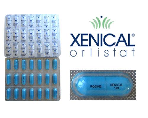 Orlistat slimming tablets