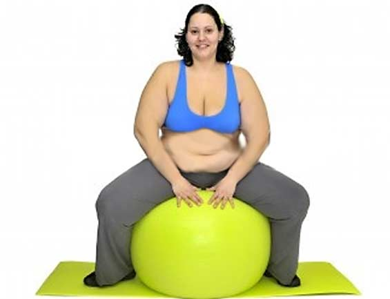 Physical activity for Obese Woman