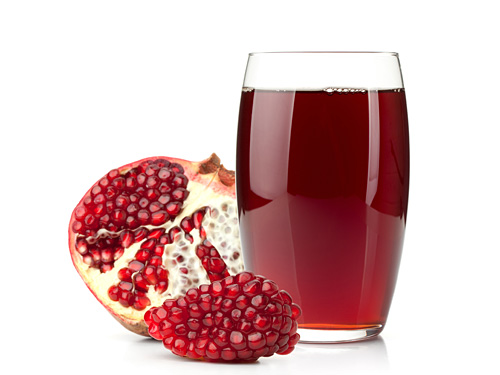 Benefits Of Drinking Pure Pomegranate Juice
