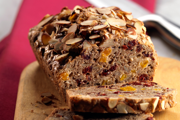 Bread Machine Recipes - Whole Wheat Iced Breakfast Bread ...
