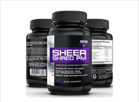 #1 Night Time Fat Burner – SHEER SHRED PM Reviews