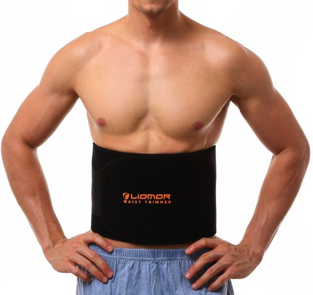 Review of Waist Trimmer Belt by Liomor