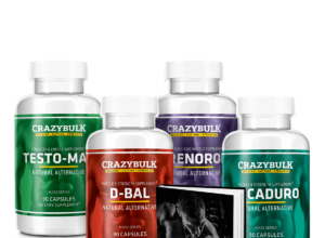 Bulking Stack by CrazyBulk and Bulking Stacking Guide