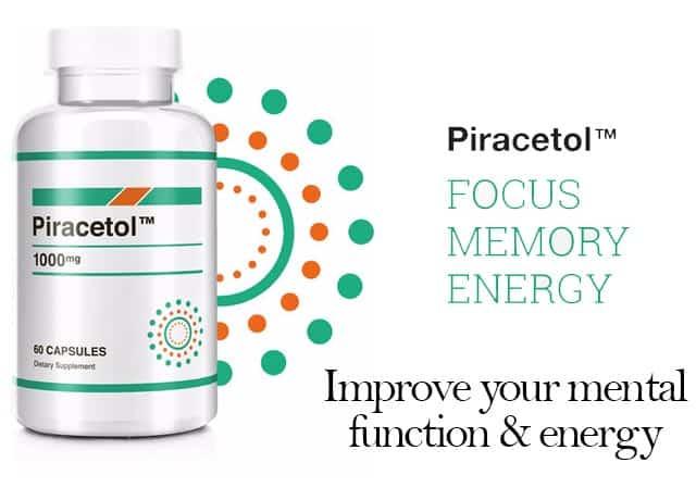 Piracetol Improve Memory Function